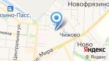 М-Фокус на карте