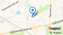 Дом культуры им. В.П. Чкалова на карте