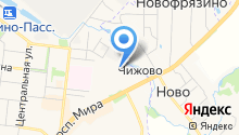 Нотариус Крылов А.Л. на карте