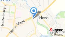 Чижово, ТСЖ на карте