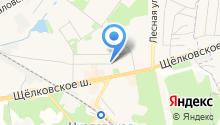 Ателье на карте