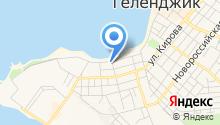Управление Федеральной службы РФ по контролю за оборотом наркотиков на карте