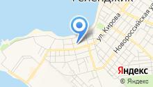 Центральная библиотека им. В.Г. Короленко на карте