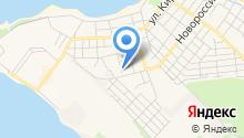 Горячеключевская мебельная фабрика на карте
