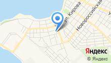 Средняя общеобразовательная школа №2 им. адмирала Ушакова на карте