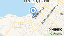 Муниципальная страховая компания г. Краснодара на карте