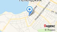 Фантазия от Михалыча на карте
