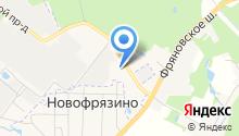 РГГУ на карте