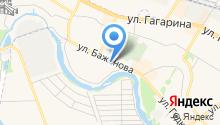 Почтовое отделение №140188 на карте