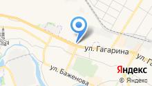 Краски.ru на карте
