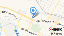 Krasochnik.ru на карте