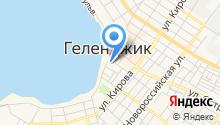Дума города-курорта Геленджик на карте