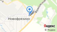 Московский государственный областной университет на карте