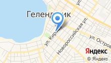 Сервисный центр по ремонту принтеров на карте