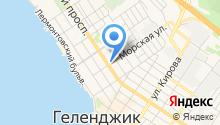 Геленджикская городская общественная организация охотников и рыболовов на карте