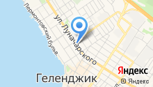 Кубань-фарма на карте