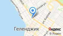 Крайинвестбанк, ПАО на карте