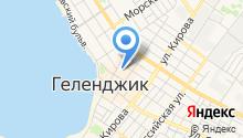 СпецсвязьЭкспресс, ФГУ на карте