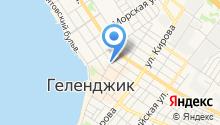 Отдел Военного комиссариата Краснодарского края по городу-курорту Геленджик на карте