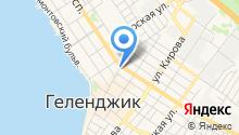Кубань-Фармация на карте