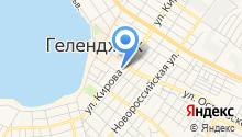 Юго-Западный банк Сбербанка России на карте