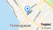 Ромашка на Садовой на карте