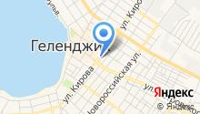 Блинная на Кирова на карте