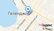 Магазин кожгалантереи на ул. Кирова на карте