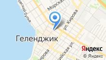 Проф-Экспресс на карте