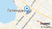 Банкомат, КБ Центр-инвест, ПАО на карте