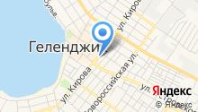 Управление ФСИН России по Краснодарскому краю на карте