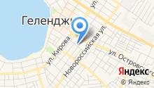 АДВОКАТ БЕРЕЗКИН ЕВГЕНИЙ ДМИТРИЕВИЧ на карте