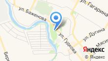 Новый город на карте