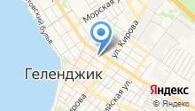 Нотариус Третьякова Т.В. на карте