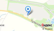 Новомосковский Завод Коагулянтов, ЗАО на карте