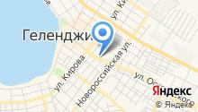 Продукты Кубани на карте