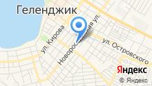 Здравствуй! на карте