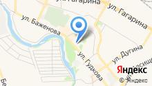 Авиатор-парк на карте