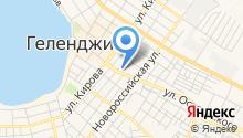 Раковарня на Островского на карте