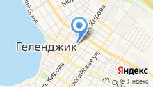 Графит на карте