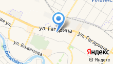 Храм Преображения Господня в Жуковском на карте