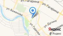 Мастерская красоты Ольги Андреевой на карте