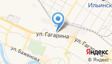 Гагарин Авто на карте