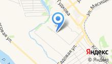 Почтовое отделение №140182 на карте