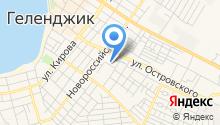Центр ремонтных услуг на карте