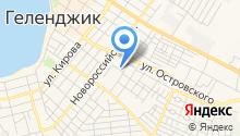 VIPservice на карте