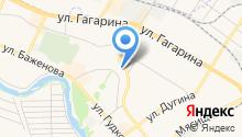 Солнечная10.рф на карте