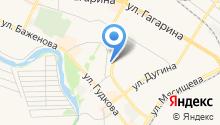 Кредит-Центр на карте