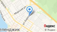 Автомойка на Кирова на карте