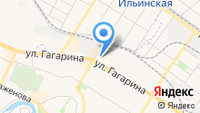 Отдел ГИБДД УВД по г. Жуковскому на карте
